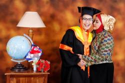 Graduation Romantic Family
